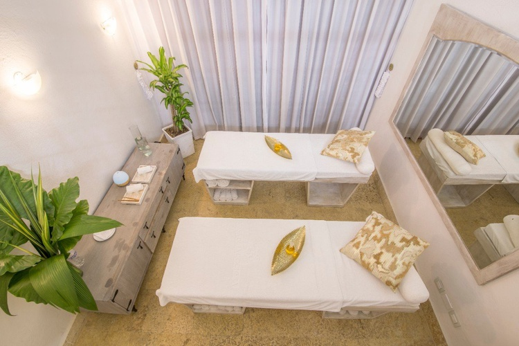 Senu Spa and Relaxing Casa Cochera del Gobernador  Cartagena de Indias
